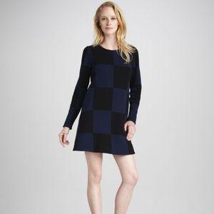 Marc by Marc Jacobs Checkered Mod Dress Sz M